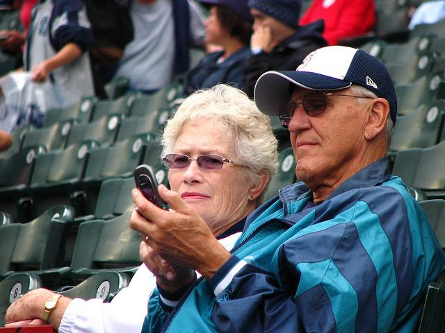 Enjoy retirement, if you can, at Safeco Field