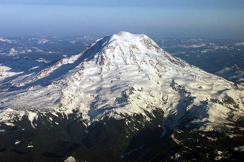 Mt. Rainier 4/13/08