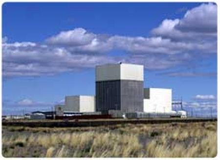 Columbia Generating Station, the only commercial nuclear power plant operating in the Northwest
