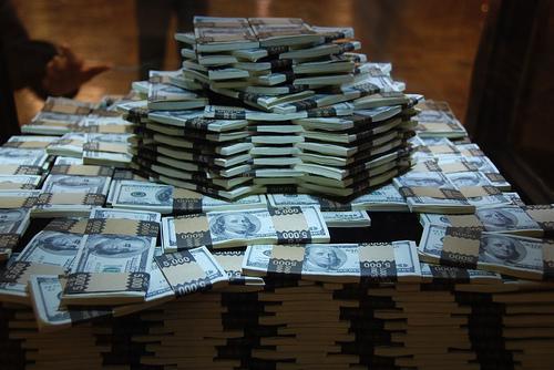 A Million Bucks!