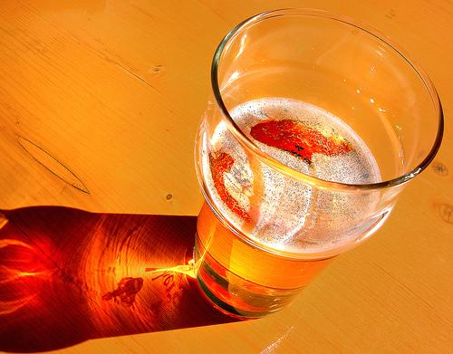 Should parents share a drink with their teenagers?