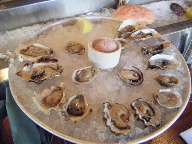 Pacific NW oyster