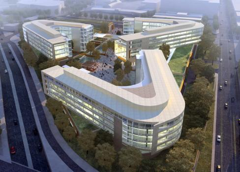 Gates Foundation big campus opens across from Seattle ...