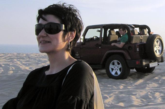 Former Seattle P-I journalist Dorothy Parvaz, missing since April 29, reportedly has been deported from Syria to Iran.