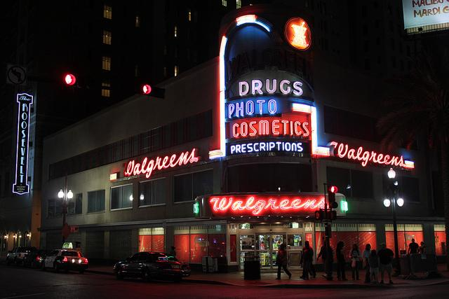The old-time pharmacy chain, Walgreens, is determined to stay relevant on the Internet.  Its offer of more than $400-million for Bellevue-based online retailer Drugstore.com has cleared the FTC. It awaits shareholder approval.