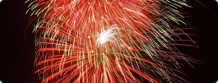 From food to entertainment, July 4th is a great day to celebrate and have fun. There will numerous firework shows across the state.