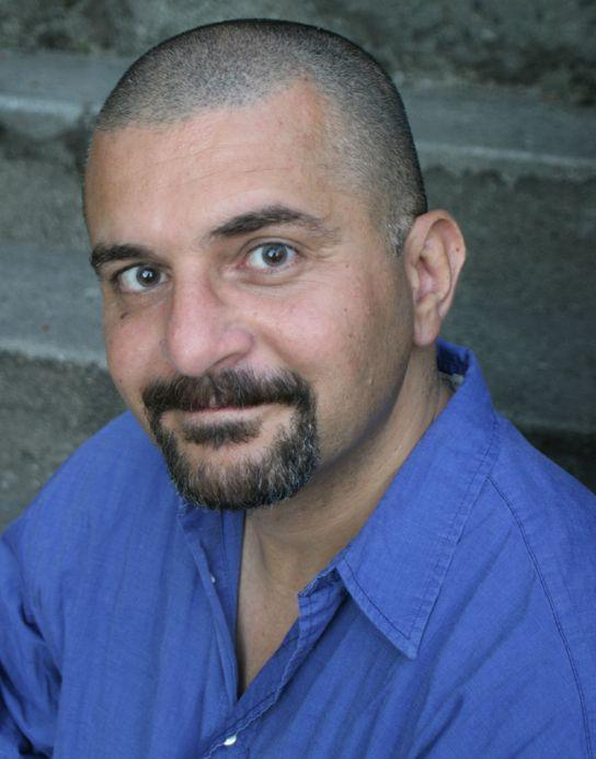 "Yussef El Guindi was born in Egypt, grew up in London and now lives in Seattle. He wrote the new play, ""Pilgrims Musa and Sheri in the New World,"" which is currently at Seattle's ACT Theatre."