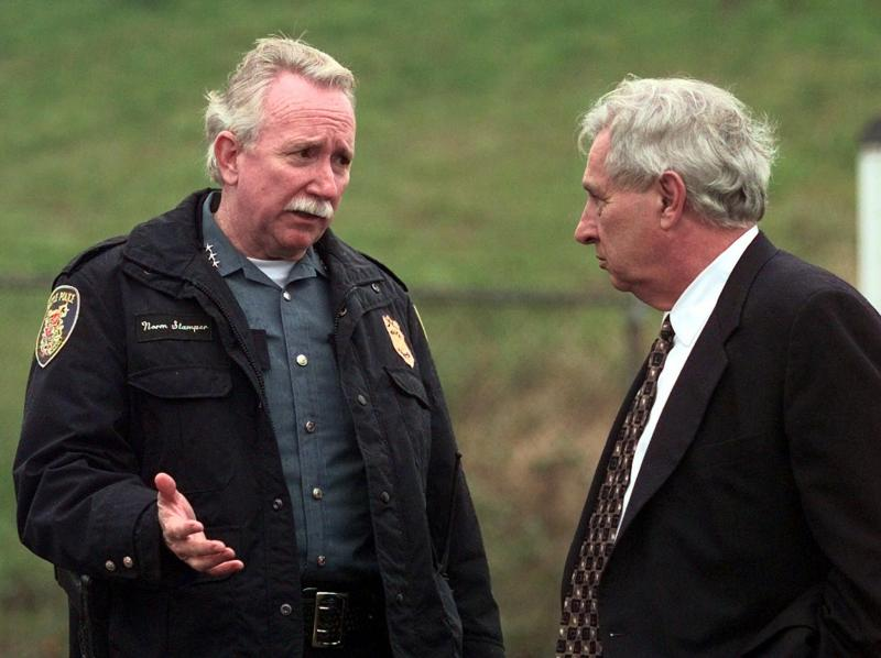 Former Seattle Police Chief Norm Stamper says he was once on the front lines of the war on drugs.  Now he's with a group opposing it, Law Enforcement Against Prohibition.
