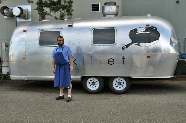 Josh Henderson owns Skillet Street Food in Seattle.