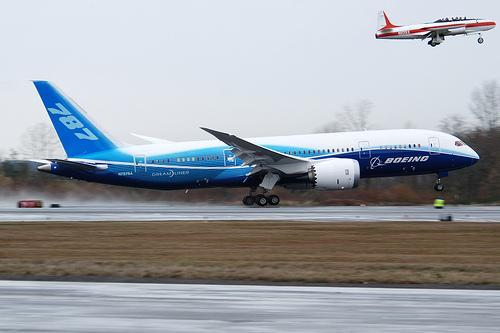 Yet another delay in 787 Dreamliner production.
