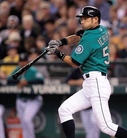 Ichiro Suzuki has had trouble at the plate and in the outfield this season. But KPLU sports commentator Art Thiel believes he has a few more good years in him, and that the Mariners should trade him if he asks to go.