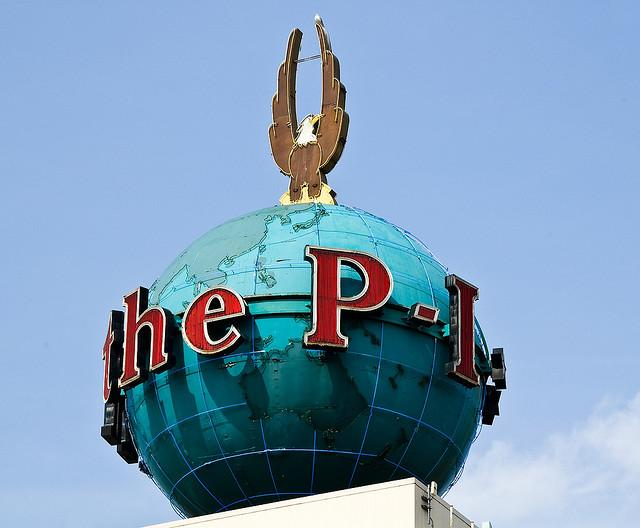 What will happen to the P-I globe? Museum of History and Industry is interested in taking stewardship of it.