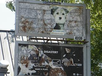 The city of Tacoma decided to allow some electronic billboards to remedy billboard blight, but the measure has been met with intense public resistance.