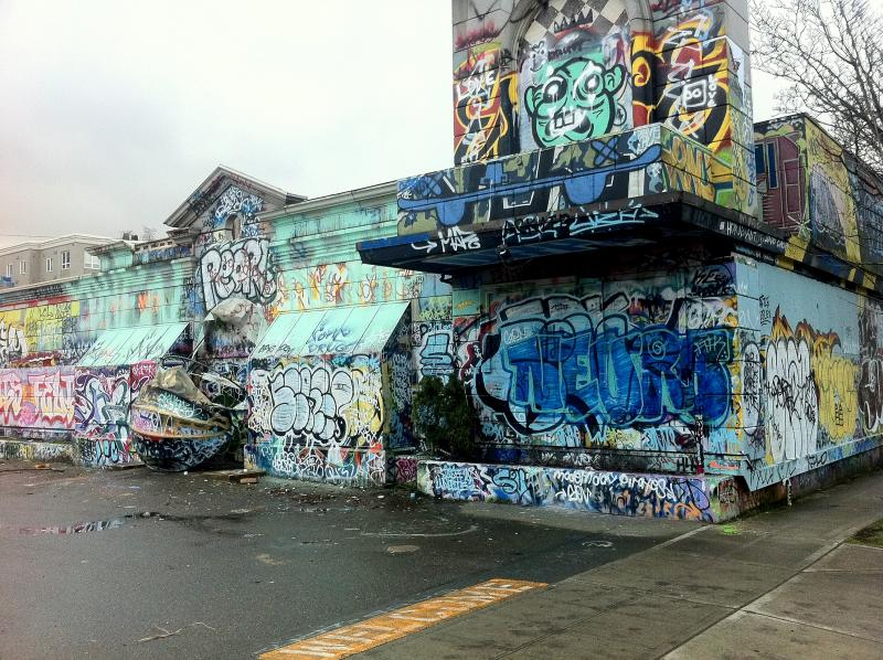 The city of Seattle wants you to help fight graffiti.
