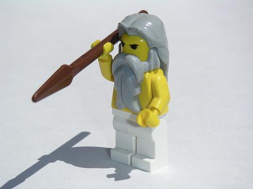 Lego Zeus