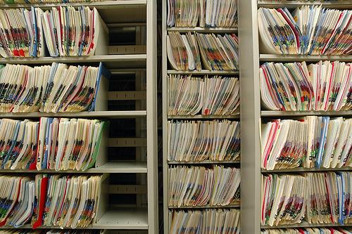 Paper copies of medical records are becoming a thing of the past. Now, there is a state and national effort to make electronic records accessible by doctors no matter where they are.