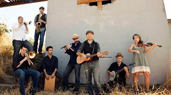 The Paperboys will be performing in downtown Anacortes today!