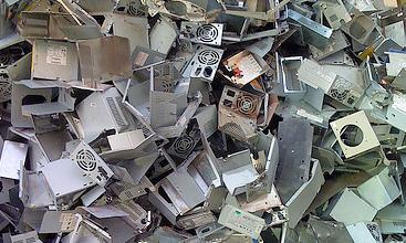 Washington residents recycle more than 100 million pounds of electronics.