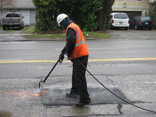 Seattle sold property to boost street repairs.