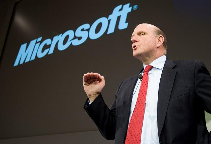 Steve Ballmer has said he wants more engineers in the top seats at Microsoft.