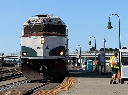 Evening Amtrak service to Vancouver, B.C., will remain on the books.
