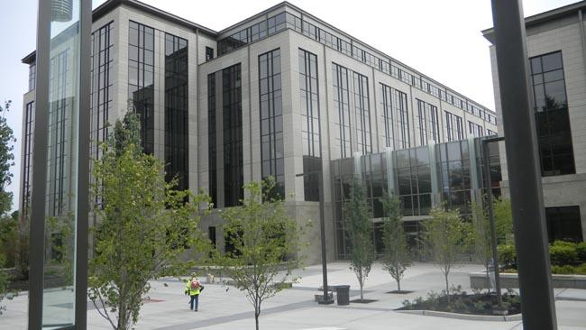 Washington's new State Data Center complex on the capitol campus.