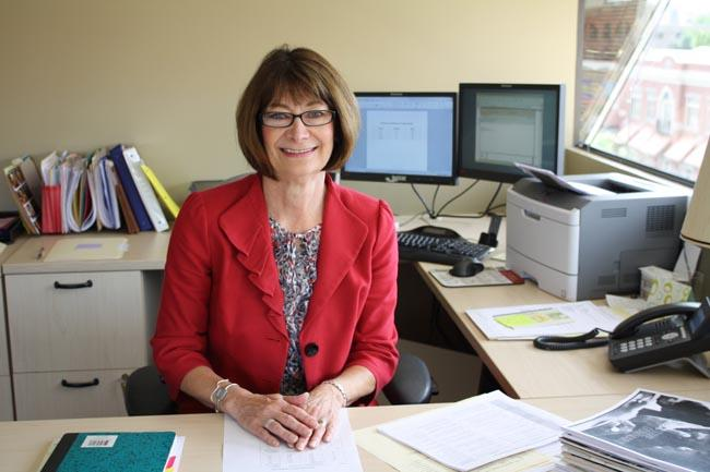 Nancy Stowell, a former middle school teacher, is the superintendent of Spokane Public Schools.