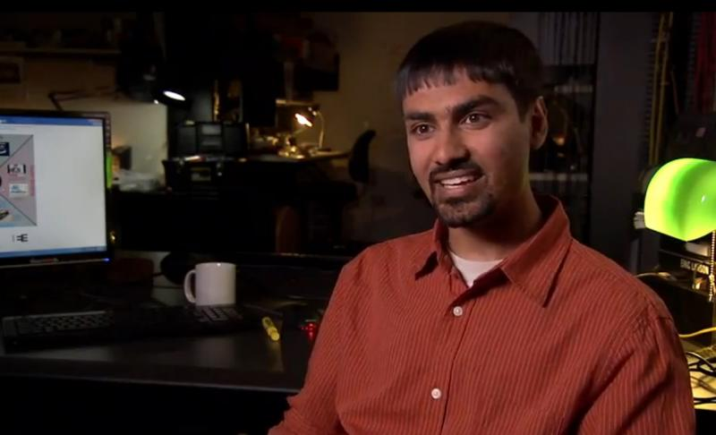Shwetak Patel, a faculty member in the school's computer science and engineering department at the University of Washington has won a MacArthur Foundation genius grant.