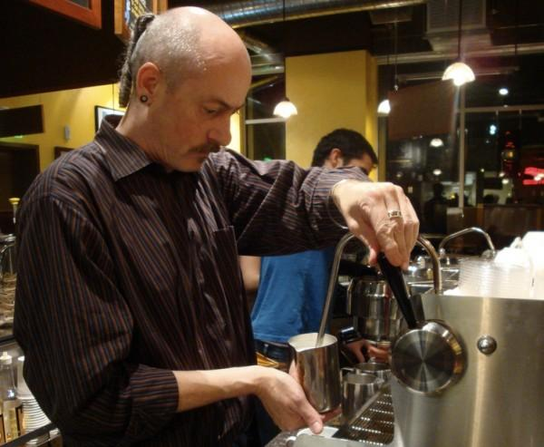 For 22 years, Brian Fairbrother served coffee and pastries at Vivace Espresso.  He worked his way into becoming general manager of all three locations, eventually becoming a co-owner of the Capitol Hill business.