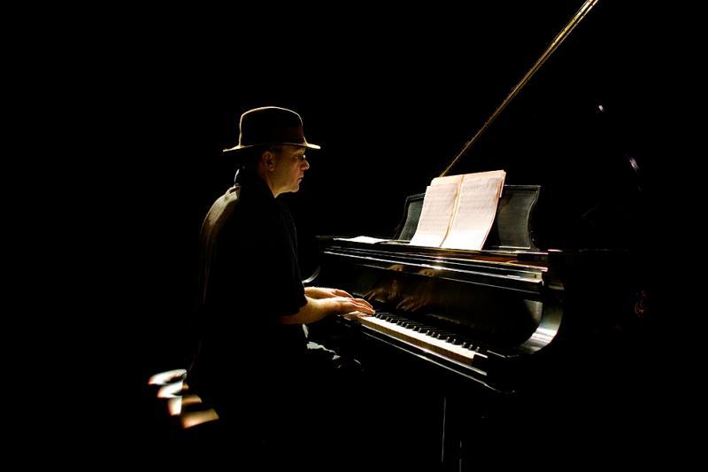 """One jazz performance on Sunday at Bumbershoot will be Wayne Horvitz """"Cafe Paloma Band."""""""