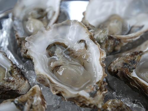 Warning: Some raw oysters will make you sick, says the Washington state Health Department .
