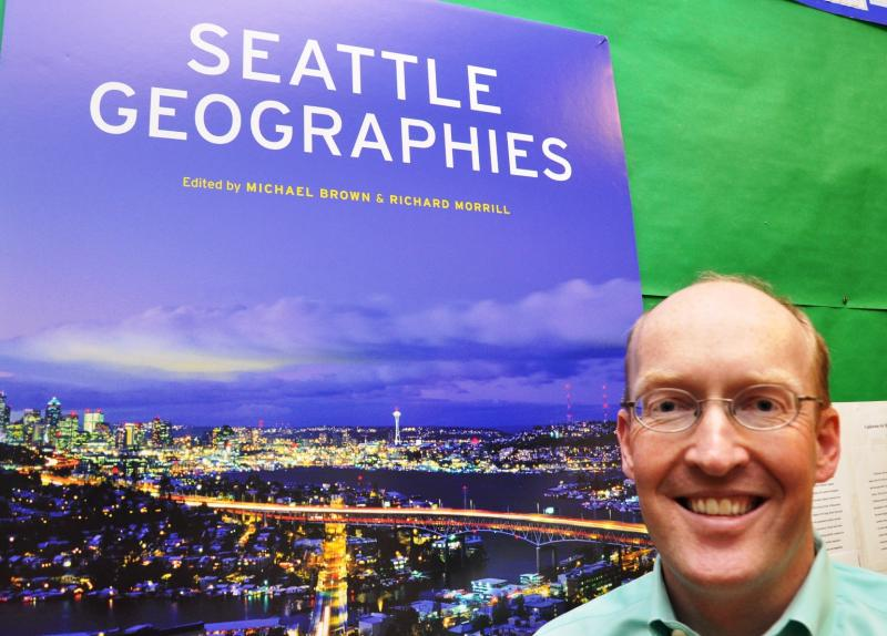 Global health geographer Matt Sparke