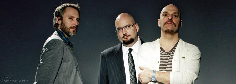 The Bad Plus rocked the house during Earshot Jazz Festival.