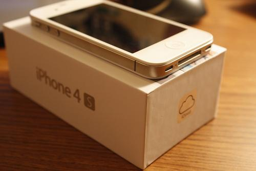 Apple's iPhone 4s will be one of the big hits of the holiday season.