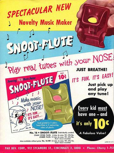 The Snoot Flute!