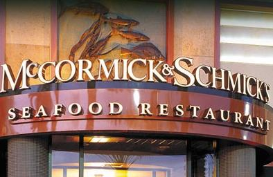 The McCormick & Schmick's Seafood Restaurants chain is being sold to a company in Texas.