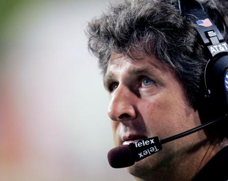 New WSU football leader Mike Leach will bring his special brand of coaching to Pullman. He formerly coached at Texas Tech. He's pictured here in a game against Texas in 2007.