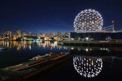 Vancouver's Science World  7/10/2010