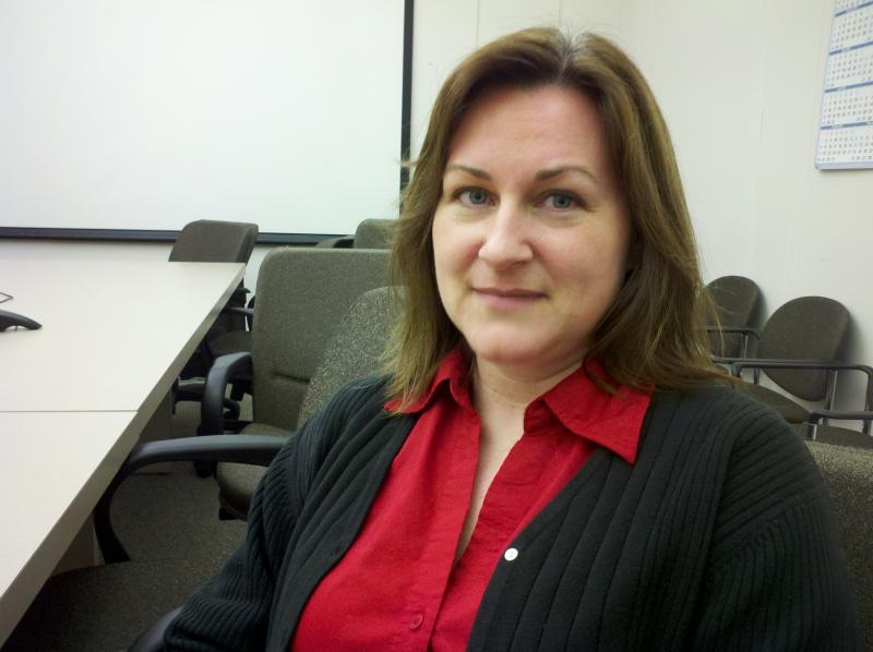 Keri-Anne Jetzer lost her job as a state researcher, but then was hired back in a different position.