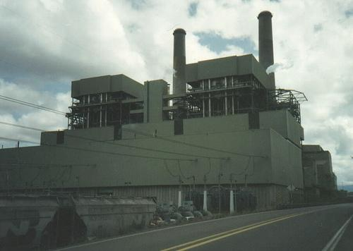 The TransAlta facility in Centralia is Washington's only coal-fired power plant