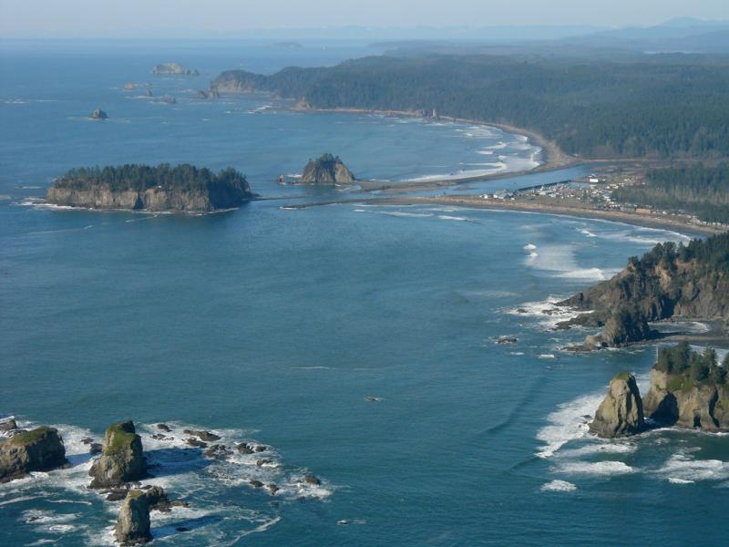 Coastal tribes including Washington's Quileute, with headquarters in La Push, are among those hosting the inaugural First Nations symposium on climate change.