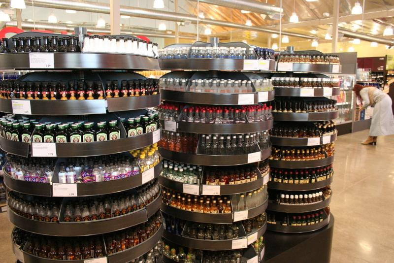 The mega-booze story BevMo has moved into Tacoma - a strong challenger to Costco and other big stores that pushed for the privatization of liquor sales.