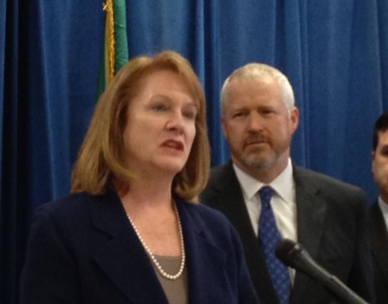 U. S. Attorney Jenny Durkan and Mayor Mike McGinn butted heads during negotiations, but eventually struck a deal.