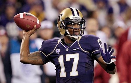 On the bright side: Quarterback Keith Price is back at the helm for UW this year, after an impressive debut last year. Art Thiel says Price is a Heisman Trophy contender and will help the Huskies get through a rough start to 2012.