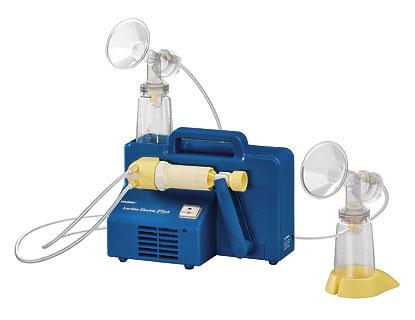 Many hospitals offer the Medela breast pump for rental