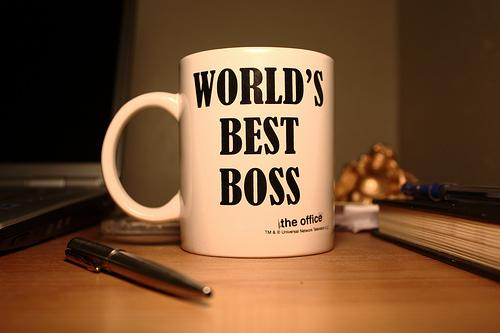 What does it take to become the world's best boss? One thing it takes is knowing your evil twin.