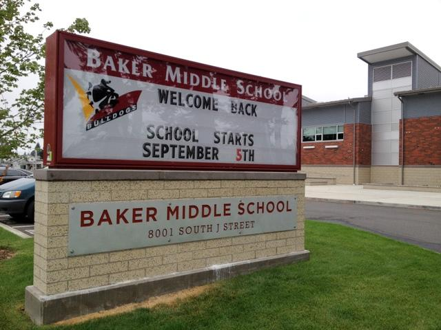 Baker Middle School in Tacoma is moving into year two of its ambitious strategy to get nearly every teacher National Board certified.