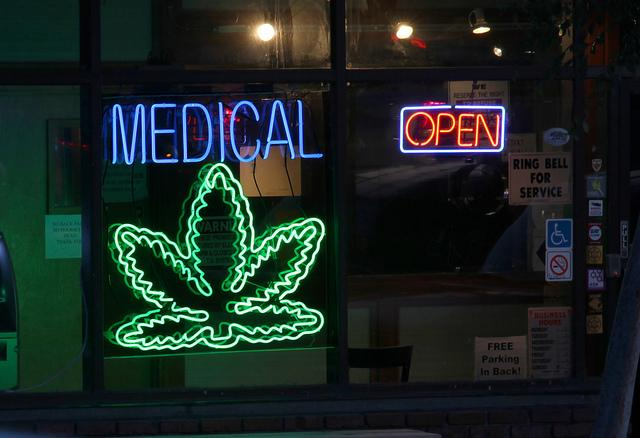 Medical cannabis dispensaries aren't explicitly blocked from operating near schools in Washington state, but they aren't explicitly permitted, either.