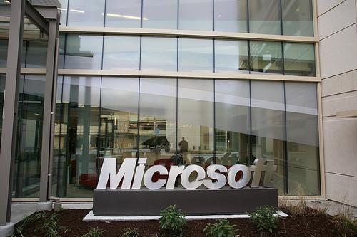The risk of waiting for the education of American workers to catch up and fill high-tech jobs, Microsoft said, is that unfilled high-tech jobs could migrate overseas.