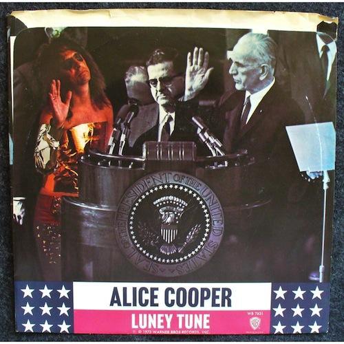 Alice Cooper for President?